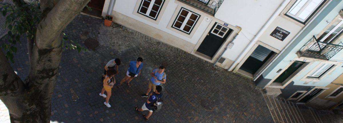 Lisbonne Mémoires
